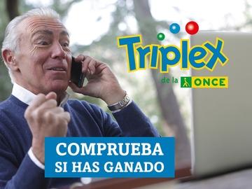 Comprobar resultado del Triplex de la ONCE de hoy, sábado 12 de junio de 2021