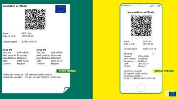 ¿Cómo se puede solicitar el 'Certificado COVID' para viajar a partir del 1 de julio?