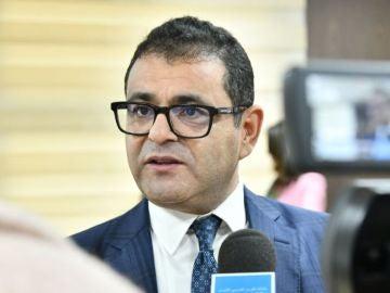 Fouad Yazough, director general de Asuntos Políticos del ministerio de Exteriores marroquí