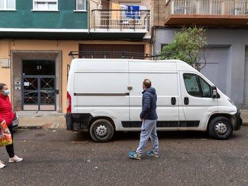 Asesinada una mujer en Zaragoza