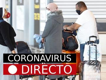 Última hora: vacunación en España, medidas y restricciones por coronavirus, hoy | Incidencia en Madrid y resto de CCAA