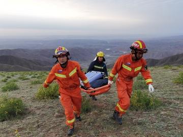 Al menos 21 personas mueren de hipotermia durante una carrera de montaña en China