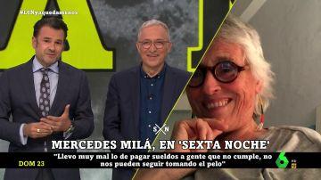Xavier Sardà en la Sexta Noche