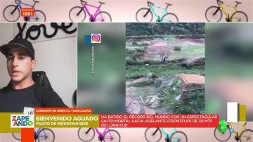 Entrevista Bienvenido Aguado