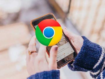 Nueva función de captura desde Google Chrome