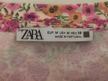 Círculos, cuadrados y triángulos: ¿Qué esconden las etiquetas de Zara?