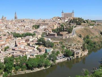 Imagen de la ciudad de Toledo