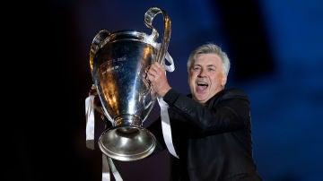 Carlo Ancelotti, el hombre de la Décima