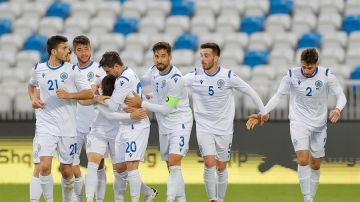 San Marino celebra un gol casi dos años después