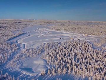 Centímetros Cúbicos en el Círculo Polar Ártico