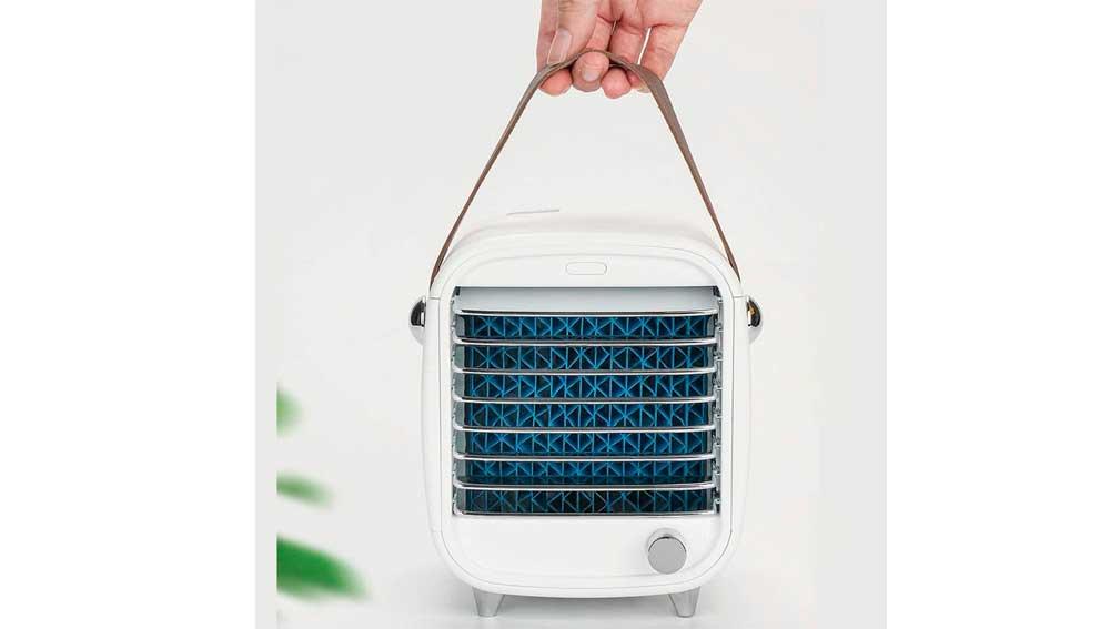 Sistema portátil aire acondicionado