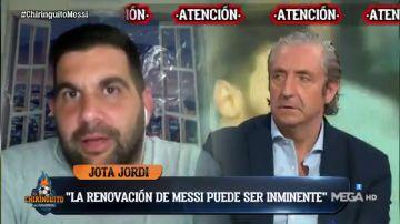 """La renovación de Leo Messi es """"inminente"""": """"El anuncio está preparado"""""""