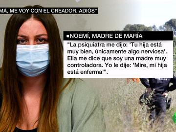 """Declara la abuela de los niños asesinados en Godella: """"La psiquiatra me dijo que mi hija estaba bien y que yo era un poco controladora"""""""
