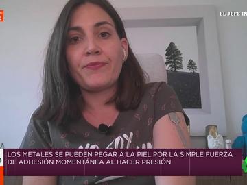 Boticaria García desmiente el último bulo sobre las vacunas: no, no crean magnetismo