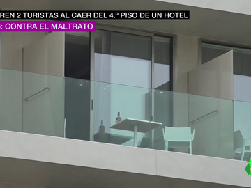 Asesinato machista en un hotel de Ibiza