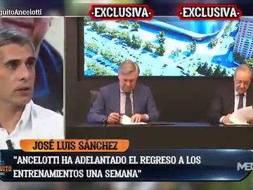 Ancelotti llega fuerte: cambia el plan de Zidane y toma su primera decisión en el Real Madrid