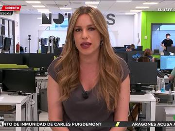Paula del Fraile regresa a Aruser@s tras varios meses de baja por maternidad