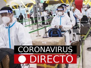 Última hora de vacuna por coronavirus en España, hoy: Segunda dosis de AstraZeneca o Pfizer