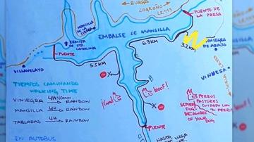 Mapa para la convocatoria de La Rioja