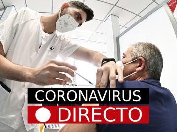 Última hora del coronavirus en España, hoy   Segunda dosis de la vacuna de AstraZeneca o Pfizer