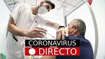 Última hora del coronavirus en España, hoy | Segunda dosis de la vacuna de AstraZeneca o Pfizer