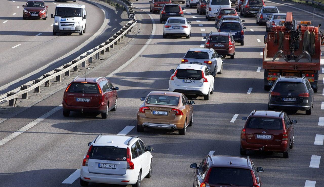 Exceso de velocidad en carreteras convencionales, autopistas y autovías