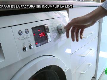Imagen de una lavadora