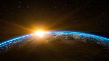 Imagen de archivo de la Tierra