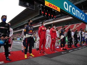 Pilotos de Fórmula 1 en el Gran Premio de España