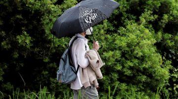 Este fin de semana llueve a gusto de todos: sábado pasado por agua y domingo de sol y altas temperaturas