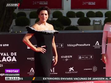 Los mejores looks de la inauguración del Festival de Málaga