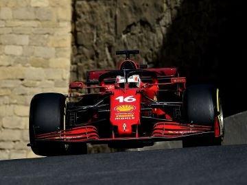 Novena Pole de Leclerc en la F1