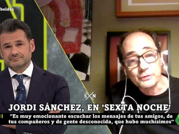 El rotundo mensaje de Jordi Sánchez a los negacionistas tras su calvario con el coronavirus