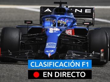 Fernando Alonso, piloto de Alpine F1