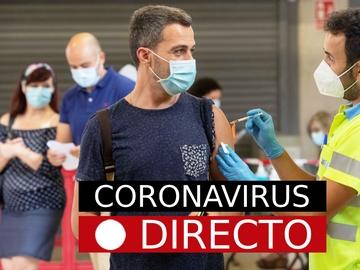 Última hora: segunda dosis por coronavirus, hoy | Vacunación de AstraZeneca o Pfizer en España