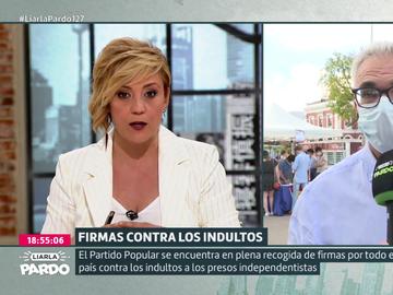 Cristina Pardo y Carlos Izquierdo