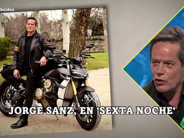La revelación de Jorge Sanz que deja a cuadros a Iñaki López: pertenece al club de motos de Vladimir Putin