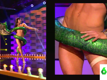 Increíble homenaje a la Veneno en Drag Race: este fue el espectacular look que impactó por su parecido