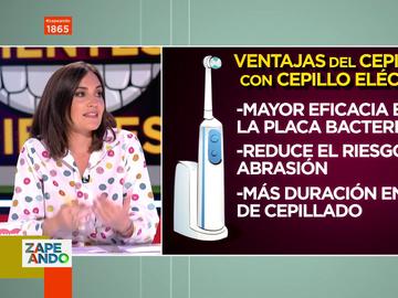 ¿Es mejor usar cepillo de dientes eléctrico o manual? Boticaria García