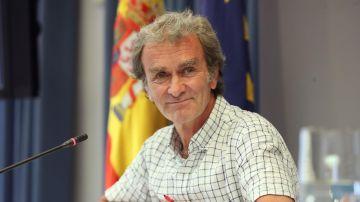 l director del Centro de Coordinación de alertas y Emergencias Sanitarias, Fernando Simón