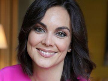 La periodista y presentadora de Antena 3 Noticias Mónica Carrillo