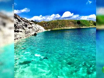 Ojo, esta espectacular laguna es el agua más peligrosa de Reino Unido: esto es lo que te puede pasar si te bañas