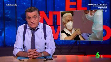 La reacción de Wyoming al oír a Zapatero decir que la carta de Junqueras sobre los indultos es la mejor noticia de la legislatura