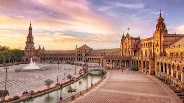 Plaza de España. Sevilla