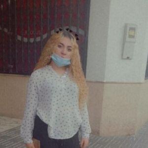 Rocío Caíz, desaparecida en Sevilla