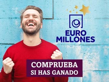 Resultado del sorteo de Euromillones del martes, 8 de junio de 2021
