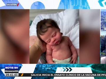 Así son los muñecos recién nacidos más realistas que se venden por 6.000 euros