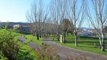 Parque Bizkotxalde, en Basauri