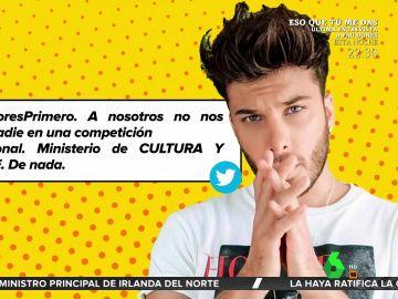"""Blas Cantó, sobre la vacunación a la Selección: """"A nosotros no nos vacunó nadie en una competición internacional"""""""