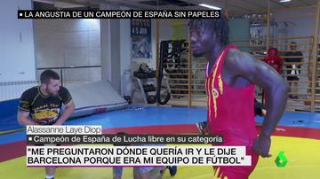 senegalés campeón españa